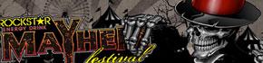Rockstar Mayhem Festival Tour