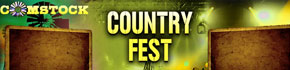 Comstock Country Music Festival Nebraska