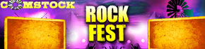 Comstock Rock Music Festival Nebraska