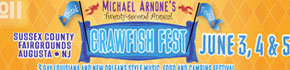 Crawfish Fest New Jersey