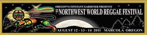 NW Reggae Festival Oregon