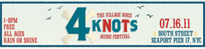 4 Knots Music Festival New York