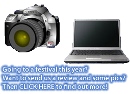 Write a festival review & take photos for e-tainment news USA