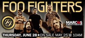 Foo Fighters Summerfest 2012