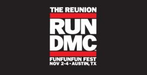 Run DMC - Fun Fun Fun Fest 2012